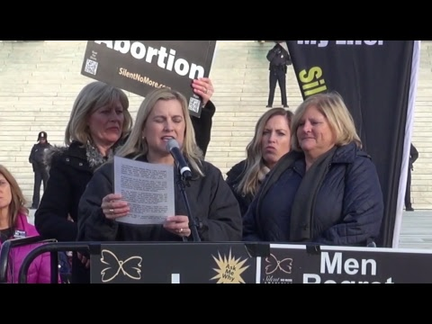 You don't think abortion hurts? Listen to these brave women and men who have had abortions! #prolife