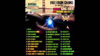 Kabaka Pyramid - Free From Chains Mixtape - 16 Ready Fi Di Road
