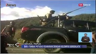 Mencekam! Detik-detik Baku Tembak TNI Polri dan KKB di Papua - iNews Siang 05/12