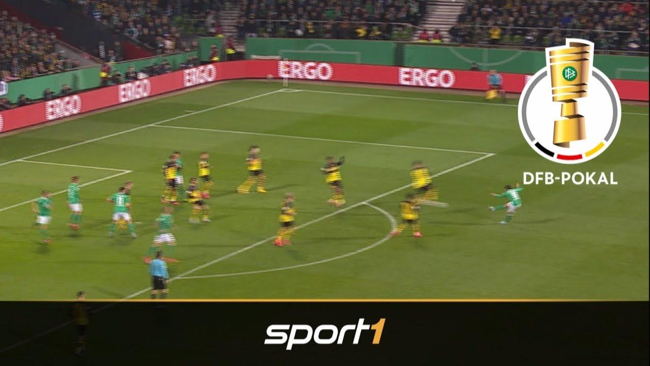 Werder Bremen - Borussia Dortmund 3:2 | Highlights | DFB-Pokal 2019/20 | SPORT1