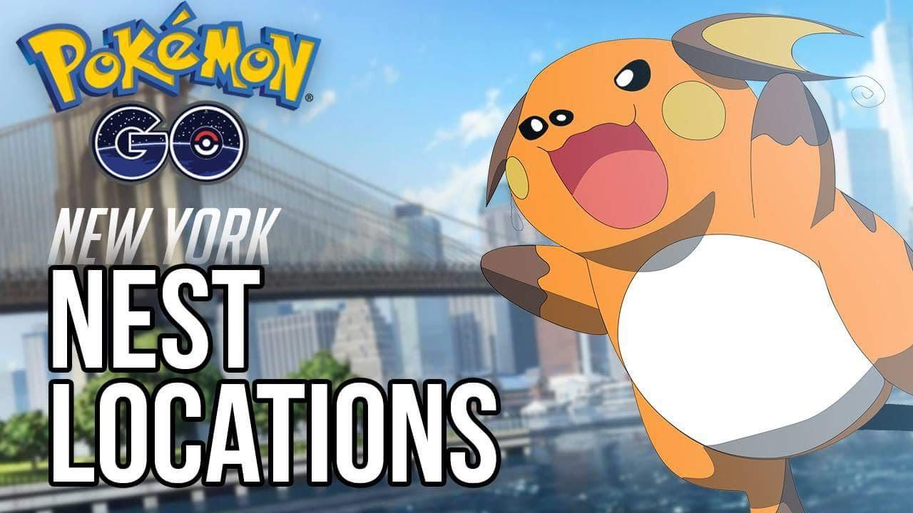 new york nest locations hack pokemon go youtube