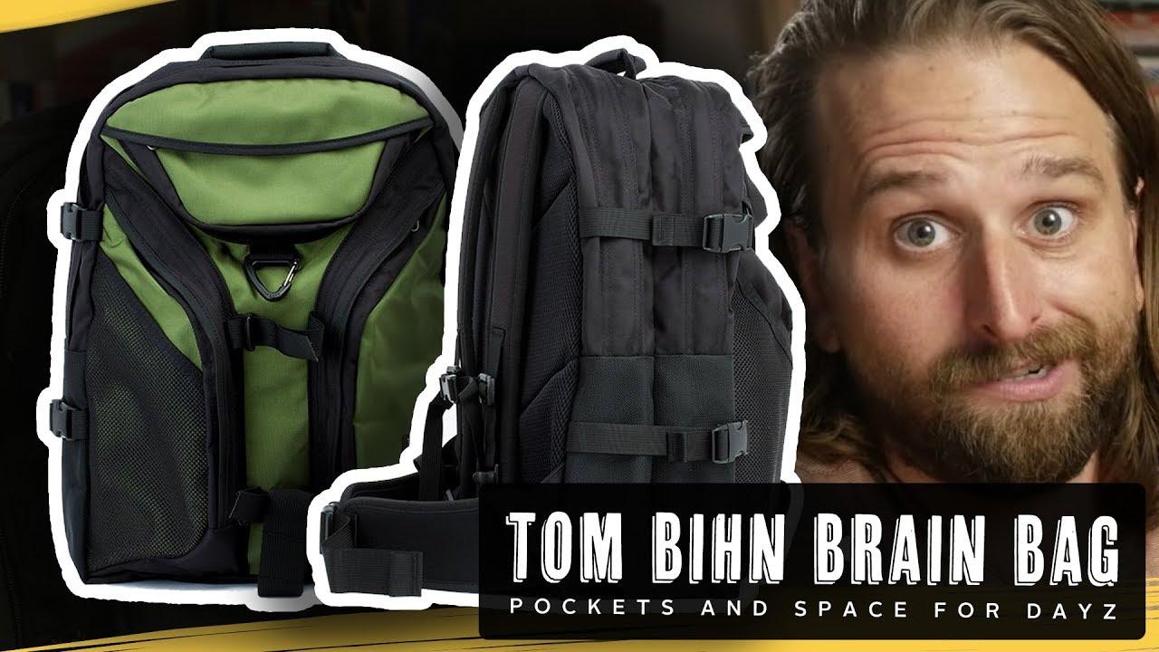 Tom Bihn Brain Bag Review You