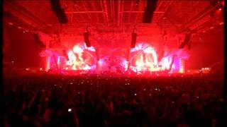 JDX feat Sarah Maria - Live The Moment [Qlimax 2009 Original].mpg