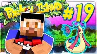 MILOTIC MISSION! - PIXELMON ISLAND S2 #19 (Minecraft Pokemon Mod)