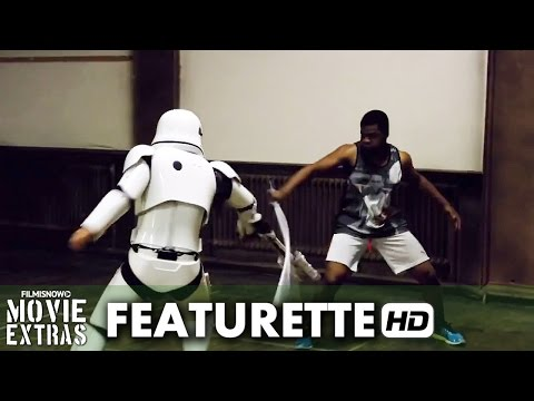 Star Wars: The Force Awakens (2015) Featurette - Daisy and John in Action