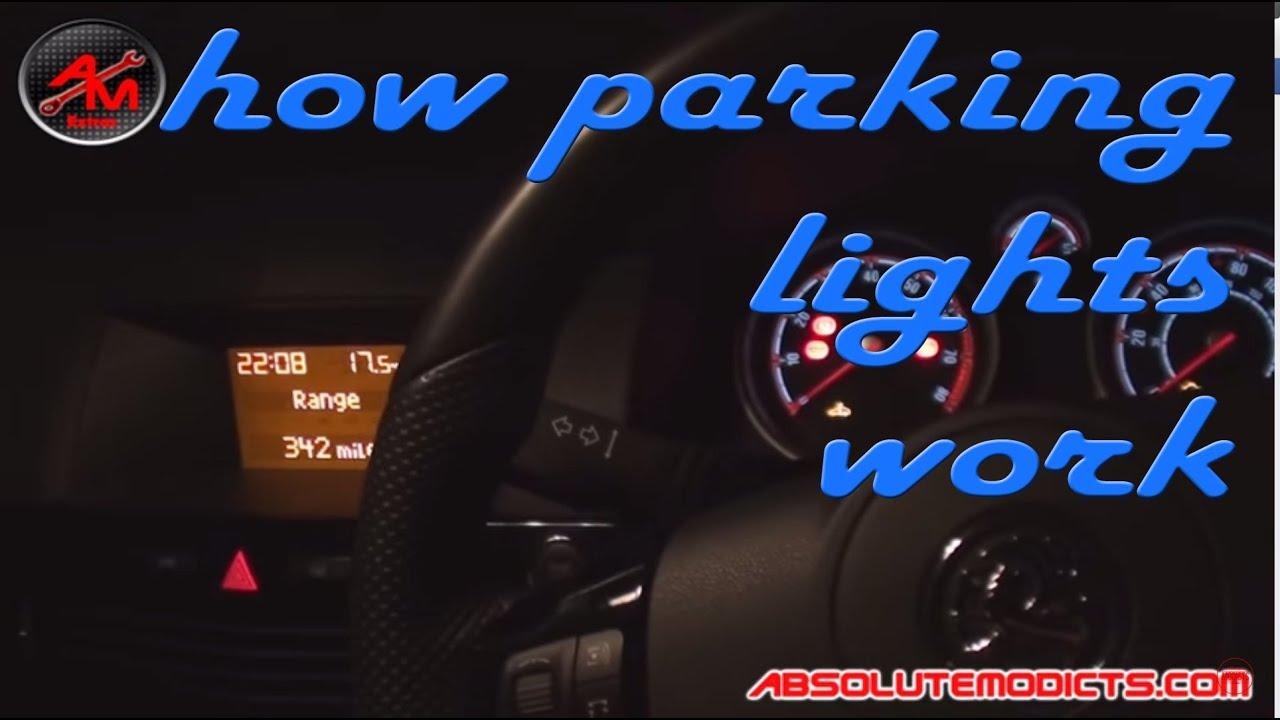 How parking lights work youtube buycottarizona