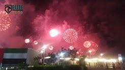 Fireworks  in UAE National Day 2019    Elite Info   Report by NAZAR SIAL   Urdu & Hindi