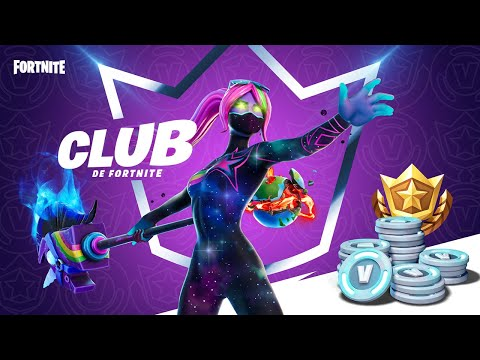 Bienvenidos al Club de Fortnite   Tráiler de lanzamiento