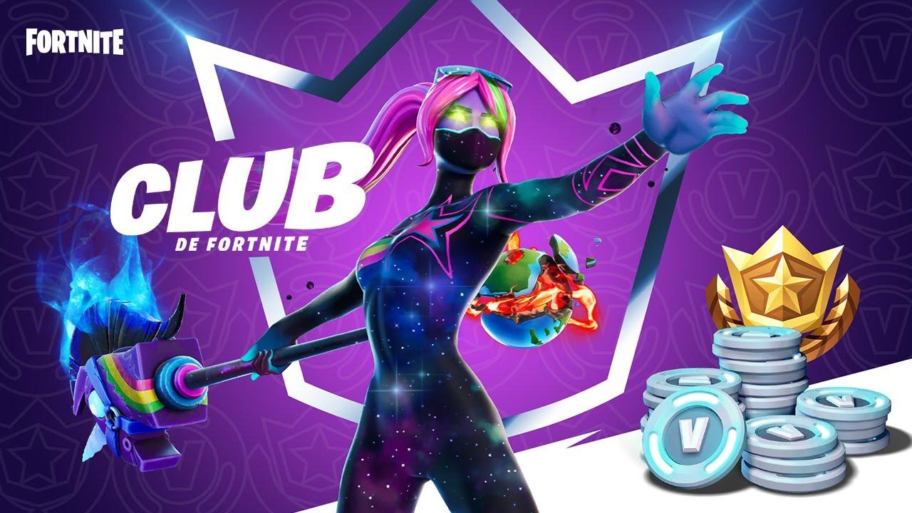 Bienvenidos al Club de Fortnite | Tráiler de lanzamiento