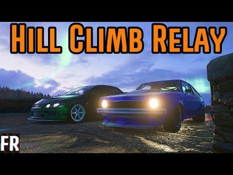 Forza Horizon 4 Challenge - Hill Climb Relay Race thumbnail
