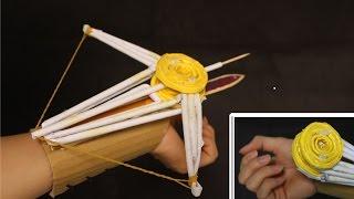 видео клинок ассасина из бумаги