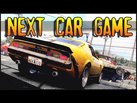 Next Car Game - Tech Demo Gameplay