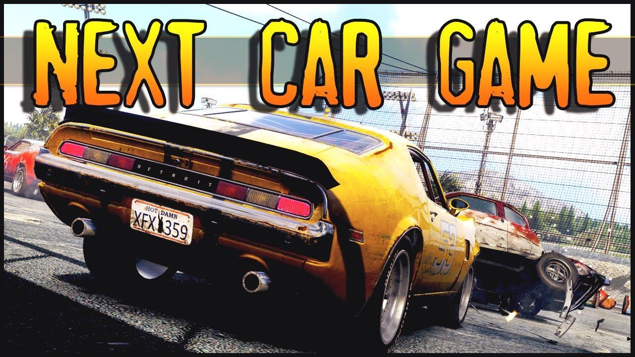Next Car Game Free Download