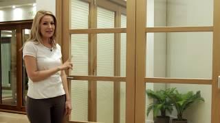 Vufold Edge Internal Bifold Door Range