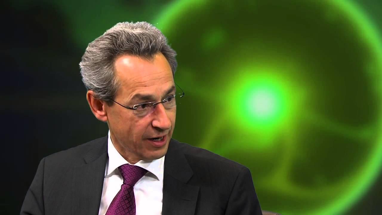 Hannes Schwaderer, Geschäftsführer, Managing Director Intel GmbH