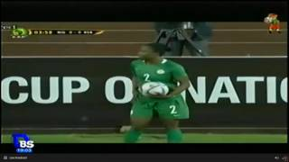 Nigeria vs South Africa [First Half] (2016 AWCON Semis)