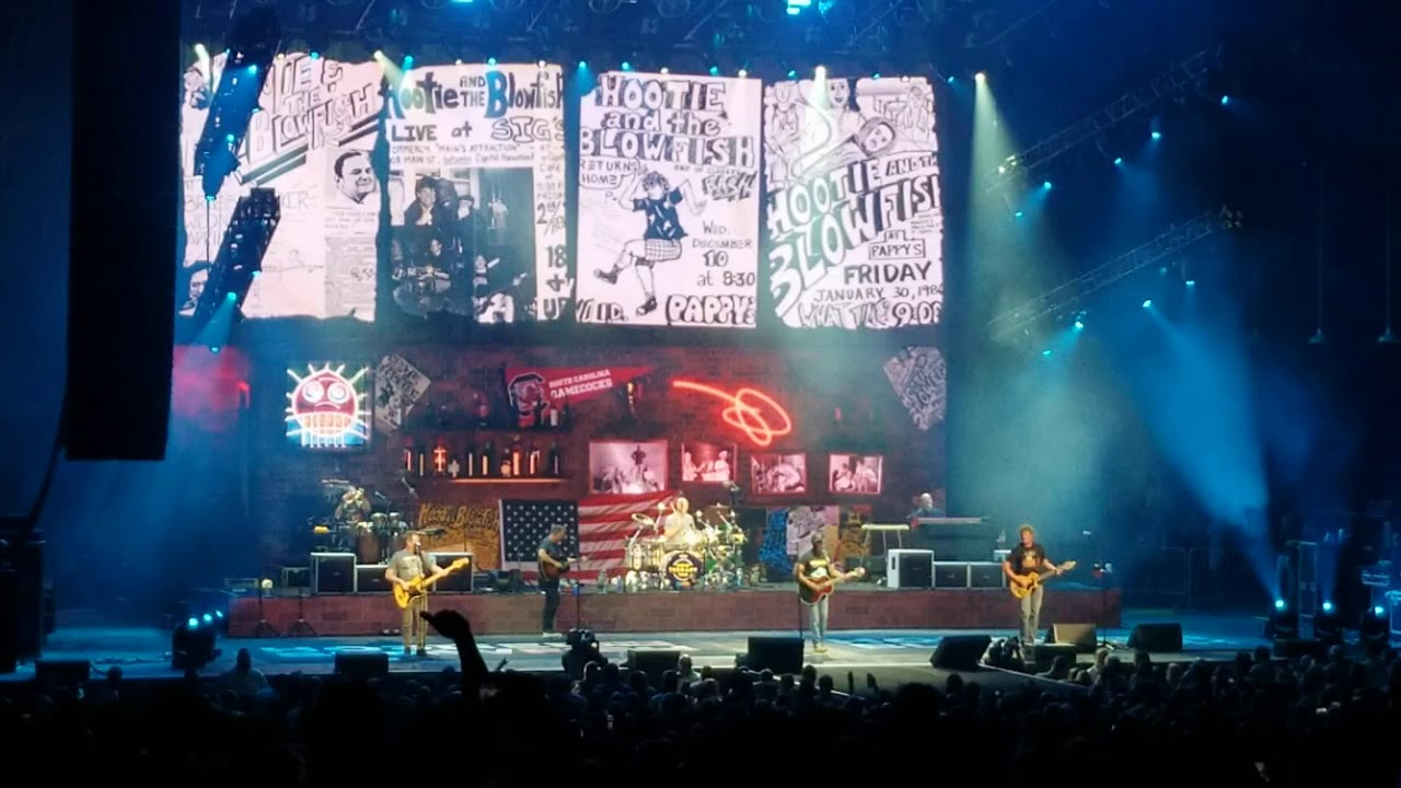 Hootie And The Blowfish I Go Blind 09 05 19 Live In Charlotte Group Therapy Tour