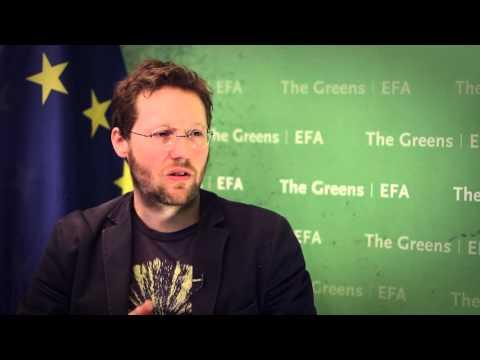 NSA mass surveillance: Jan Albrecht MEP interviews US whistleblower Bill Binney