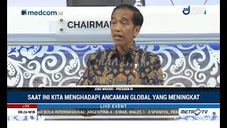 Pidato Jokowi Di IMF-Bank Dunia Ibaratkan Ekonomi Dunia Seperti 'Game of Thrones'