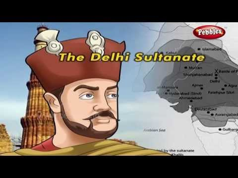 Delhi Sultanate | History of India in English | Indian History | History of India Documentary