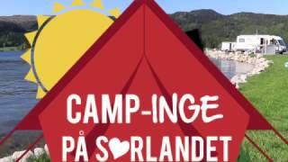 Camp-Inge er fornøyd med trådløstnett på Neset Camping i Setesdal