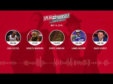 SPEAK FOR YOURSELF Audio Podcast (5.14.18) with Colin Cowherd, Jason Whitlock | SPEAK FOR YOURSELF