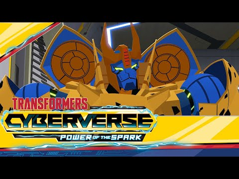 В плену | #209 | Transformers Cyberverse