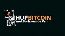 Hup Bitcoin #3 met Boris van de Ven | BTC als spaarmiddel, politiek en gaming