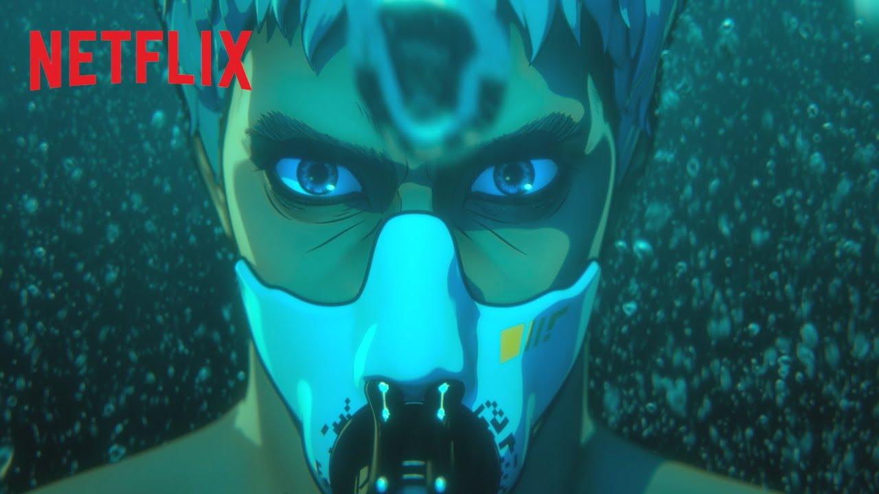 『オルタード・カーボン: リスリーブド』PV - Netflix