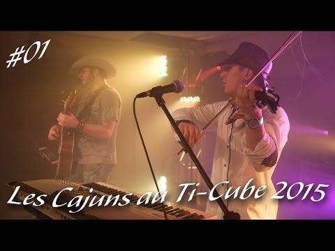 #01-Les Cajuns au Ti-Cube de Lambton, samedi le 31 janvier 2015