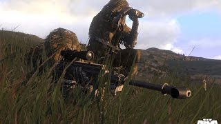 Arma 3 Gameplay -ITA- Snipers