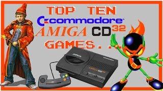 The TOP TEN Best Amiga CD32 Games