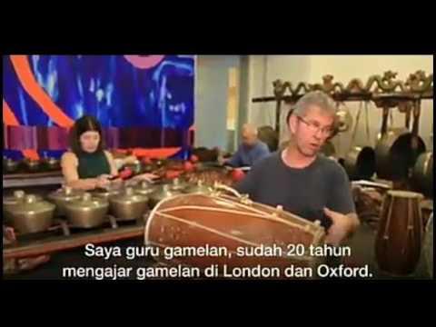 Mas Parto (Bule) Guru Gamelan Dari Oxford, Inggris Yang Kangen Solo
