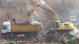 Un dépotoir sauvage à Zouk Mosbeh vidé de ses ordures : attention aux haut-le-cœur