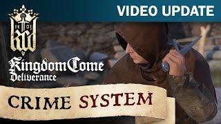 Kingdom Come: Deliverance Video Update #12: Crime system and more