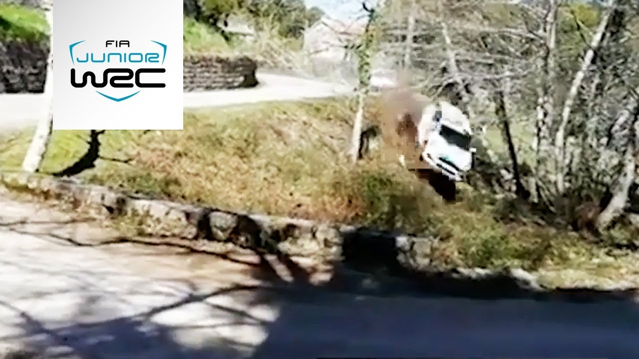Junior WRC - Corsica linea - Tour de Corse 2019: Highlights FRIDAY