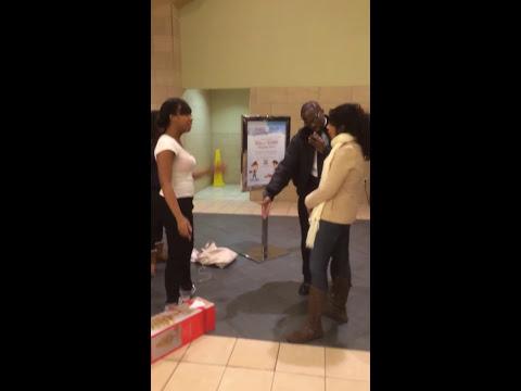 Queens center mall fight