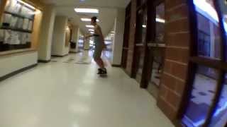 KICKED OUT OF SCHOOL FOR SKATEBOARDING IN THE HALLS!!!
