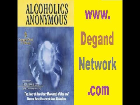 Alcoholics Anonymous Big Book (Audio-Read Aloud)