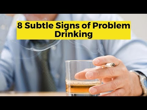 8 Subtle Signs of Problem Drinking