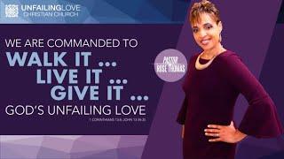 "ULCC Sunday Service, January 17, 2021 - ""Fill Me Up God"""