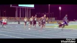 Andre De Grasse Beats Justin Gatlin Iaaf World Campionchip