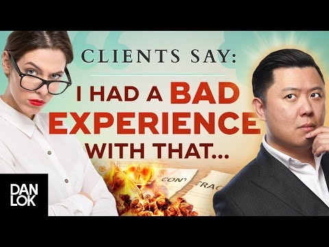 """Clients Say, """"I Had A Bad Experience With A Similar Product"""" And You Say """"..."""""""