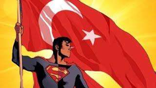 Superman Filmindeki Türkçe Afiş - 5 İlginç Türk İzi