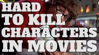 Top 10 Hardest To Kill Movie Characters (Quickie)