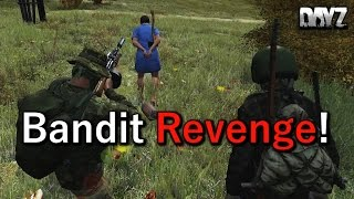 One of TheRunningManZ's most viewed videos: Bandit Revenge! DayZ Standalone Gameplay