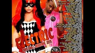 DJ JUNKY -  ELECTRIC DANCEHALL MIXTAPE OCT 2015