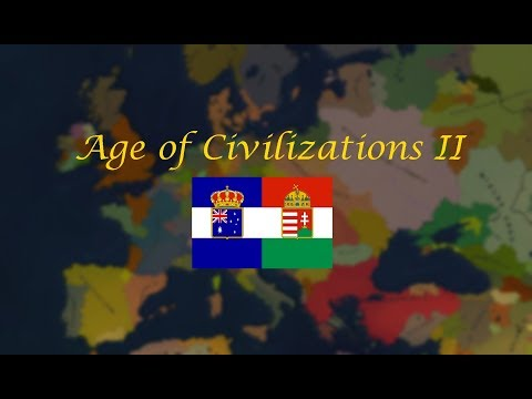 Age of Civilizations II | James Cook (Australian-Hungary) Timelapse