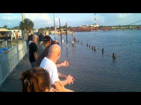Morgan City Louisiana flood 2011 part 3