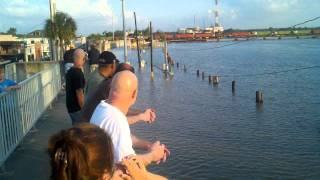 Morgan City Louisiana flood 2011 part 3
